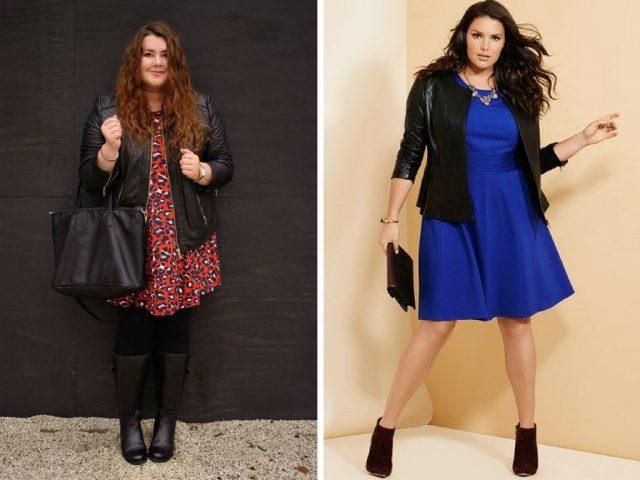 Moda Curvy e Plus Size Autunno 2016