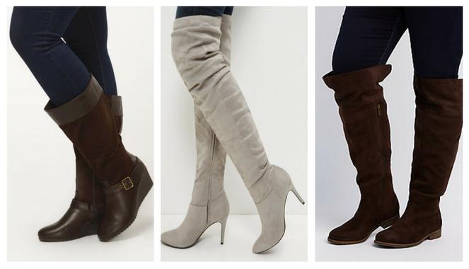 Stivali per donne grosse: i modelli giusti